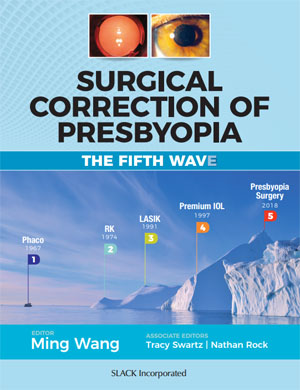 Surgical Correction of Presbyopia - The Fifth Wave