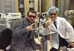 Jeremy Davis had 3D LASIK with Dr Wang