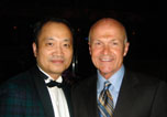 Ming Wang and Rudy Kalis