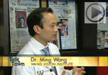 Dr. Ming Wang, talk of the town. Dr Wang is a LASIK / Cataract surgeon in Nashville, TN